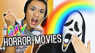 If Characters in Horror Movies Were Gay!