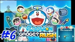 Doraemon Gadget Rush Part 6- Obedience Hat and Time Compressor!