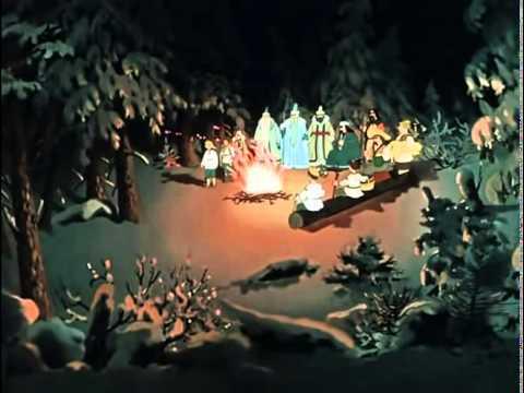 Двенадцать месяцев! Аудио сказка для детей! Драматическая сказка Самуила Яковлевича Маршака.
