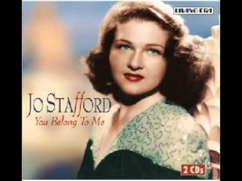 Jo Stafford : No Other Love