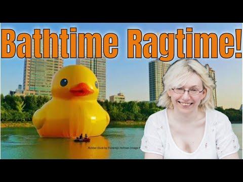 Tamsin Jones: Bathtime Ragtime!