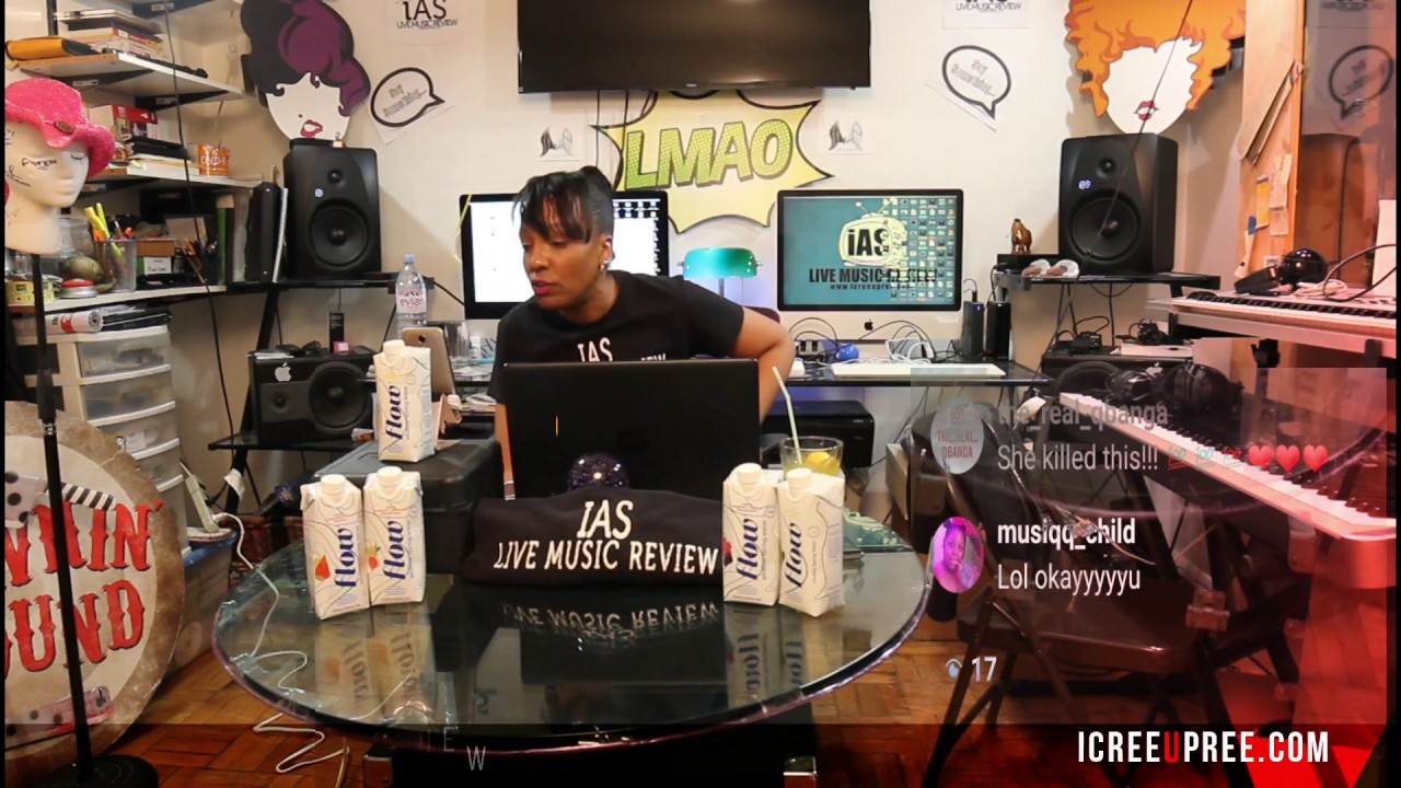 We Live BABY!! Quarantine 12 iAS Live Music Review