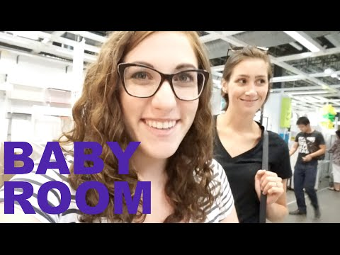 IKEA nursery shopping!