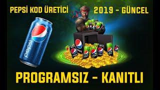 Kanıtlı Programsız Zula Pepsi Kodu Üretici Programsız Pepsi Kodu Oluştur GERÇEK