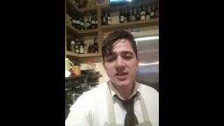 How to get  a job as a server or bartender in Manhattan!