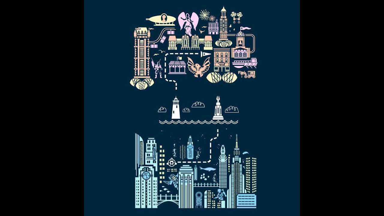 ript shirts tale of two cities rapture columbia bioshock t
