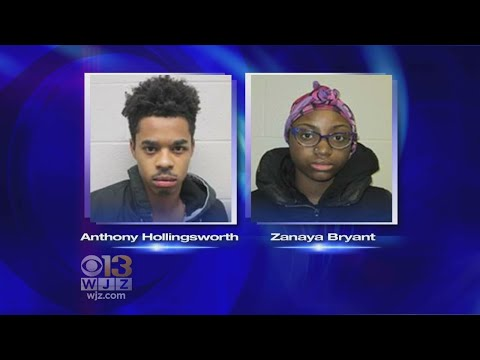 2 Teens Arrested For Shooting At Maryland High School