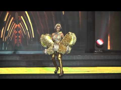 "Miss Grand Thailand 2017 ""NATIONAL COSTUME"""