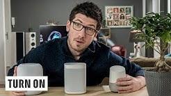 Apple HomePod, Sonos One & Google Home: Smart Speaker im Vergleich – TURN ON Tech