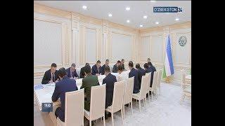 Неделя Президента Узбекистана (29 октября - 4 ноября 2018г.,