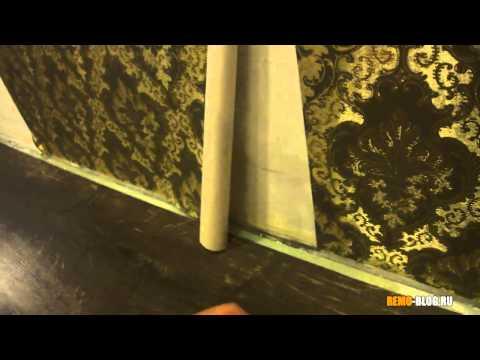 0 - Відклеїлися шпалери на стику — як виправити?
