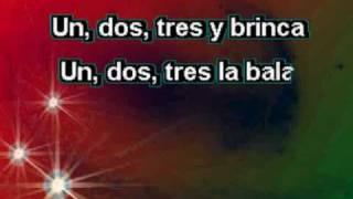 Hermanos Flores - La bala (karaoke)