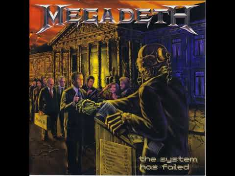 MEGADETH - The System Has Failed LP – tandangstore