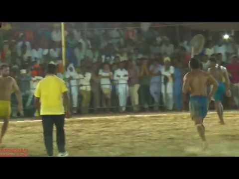 SADHUWALA (Firozepur) | KABADDI OPEN SEMIS-2015 | HD | Part 4th.