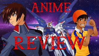 PersianVersion: Mobile Suit Gundam SEED Anime Review (SPOILER HEAVY)