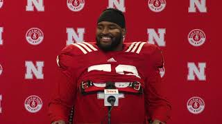 Husker247: Darrion Daniels sees spring progress