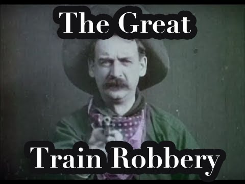The Great Train Robbery 1903 by Edwin S Porter