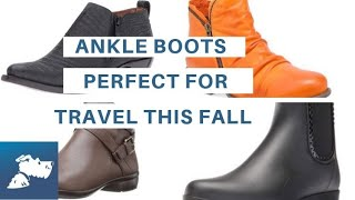 Ankle Boots and Booties for Women