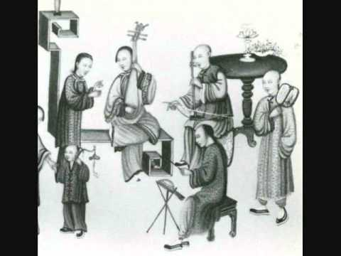 "Historic recording of ""Shi Song Lang"" 《十送郎》, a Su tan 苏滩 song from the Jiangnan region of China"