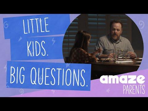 Little Kids, Big Questions (About Boners).