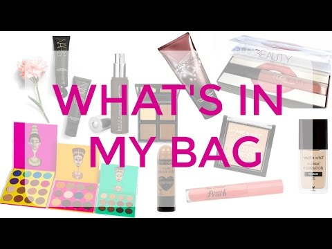 WHATS IN MY BAG | Beauty Haul