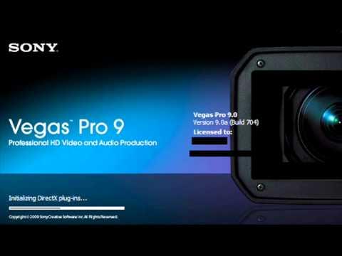 Sony Vegas Pro 9 Initializing Divx Plugins Error