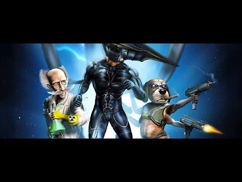 MDK2 Full Game Movie All Cutscenes