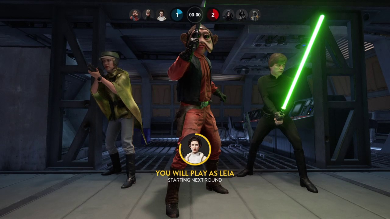 star wars heroes and villans With star wars battlefront 2 incoming, here's a roundup of all the playable heroes and villains that have been confirmed so far.