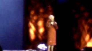 BGT Live Tour 2010, Janey Cutler.