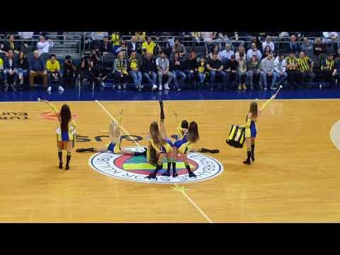Nesine Kızları'nın Olimpia Milan maçı şovları | 22.2.2018