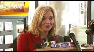 Ga. Woman Has 1 of 2 Winning Lottery Tickets