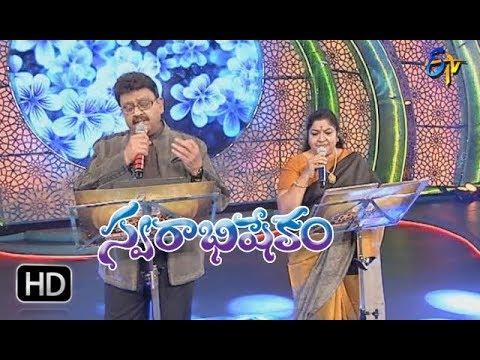 Download Jeevitham Song | SP Balu,Chitra Performance | Swarabhishekam | 11th February 2018| ETV Telugu