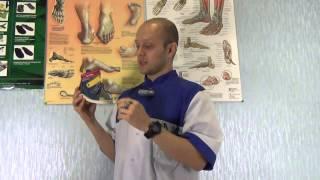 видео Ортопедическая антиварусная обувь для детей