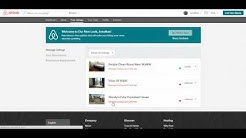 Airbnb - How to to delete Airbnb Listing