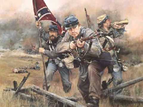 CONFEDERATE SONG ~ WEARING OF THE GREY