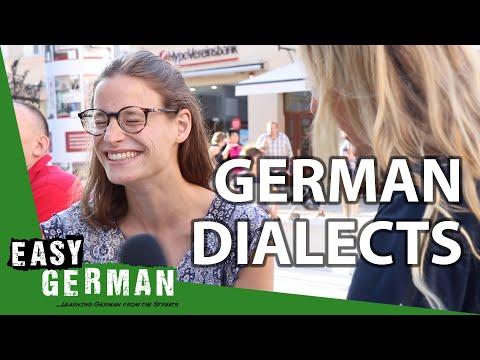 Regional German Dialects