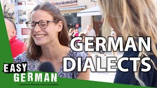 Regional German Dialects