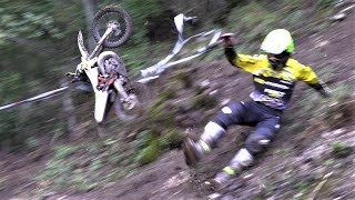 Extreme Hill Climb Fails | Enduro GP Italy 2020 by Jaume Soler