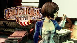 BioShock INFINITE - #16: A transformação de Elizabeth