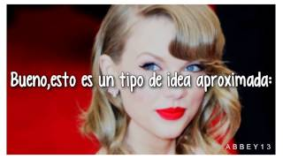 [3.48 MB] I Know Places Voice Memo - Taylor Swift (Traducida al Español)