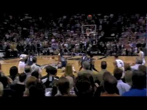 NBA Ultimate Playoffs Moments -  San Antonio Spurs