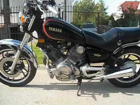 yamaha xv 750 se 1980 youtube