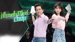 Hari Won Bối Rối Trước Thông Báo Không Được Làm MC Mùa 2 | Nhanh Như Chớp | Tập 23 Phần 1
