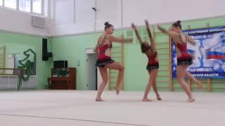Акробатика кандидаты в мастера спорта