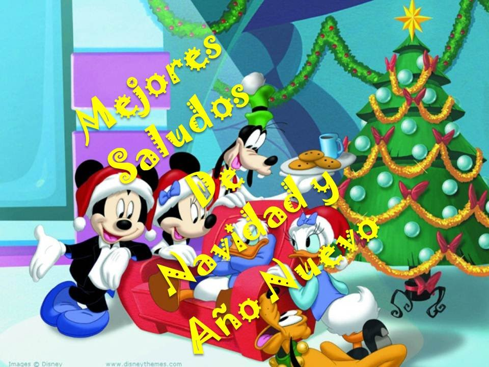 Felicitaciones De Navidad De Disney.Mejores Saludos De Navidad Y Ano Nuevo Con Imagenes Feliz 2017