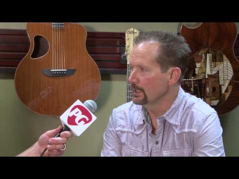 McPherson Guitars' Matt McPherson Interview