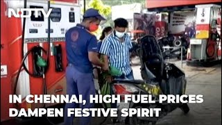 Rise In Fuel Prices Hits Chennai's Lower and Middle Classes Hard