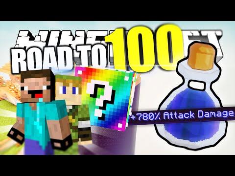 Minecraft RAINBOW LUCKY BLOCKS - SO VIELE ZUFÄLLE?!