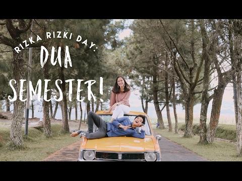 It's Our First Anniversary | Rizka Oktaviani & Rizki Zamzam