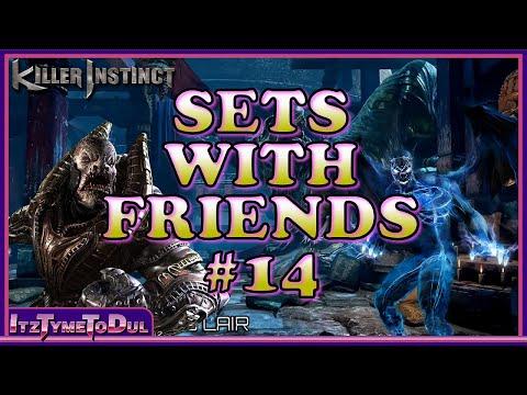 KI SETS WITH FRIENDS #14 VS Zipstar (General Ra'am)